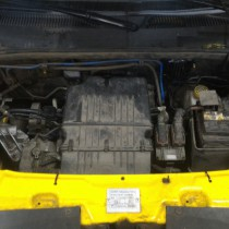 Установка газового оборудования ГБО на Fiat Doblo – фото 4
