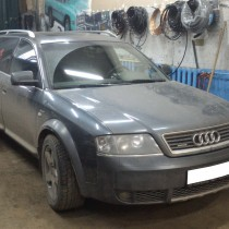 Audi A6 Allroad 2,7 T Chip Tuning 350 Hp – фото 1