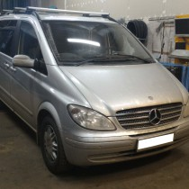Mercedes-Benz Viano 3,2 Тор. Баллон – фото 1