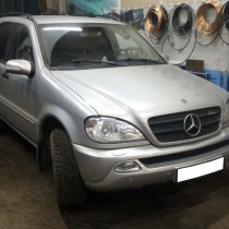 Mercedes-Benz ML 3.7 – фото 1
