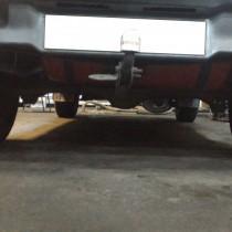 Установка газового оборудования ГБО на Chevrolet Niva – фото 1