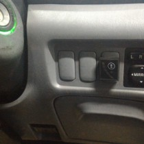 Установка газового оборудования ГБО на Toyota Estima 3,0 – фото 3