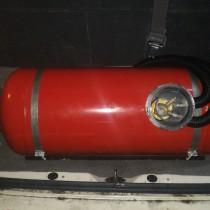Установка газового оборудования ГБО на Toyota Estima 3,0 – фото 4