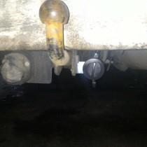 Установка газового оборудования ГБО на Toyota Estima 3,0 – фото 5