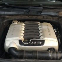 Установка газового оборудования ГБО на Porsche Cayenne 3,2 – фото 4
