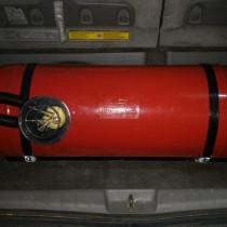 Установка газового оборудования ГБО на Toyota Sienna 3,3 – фото 1