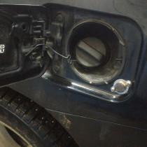 Установка газового оборудования ГБО на Toyota Highlander 3,5 – фото 2