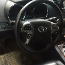 Установка газового оборудования ГБО на Toyota Highlander 3,5 – фото 4