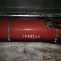 Установка газового оборудования ГБО на Volkswagen Transporter 2,5 – фото 4