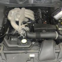 Установка газового оборудования ГБО на Jaguar XF 3,0 – фото 2