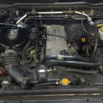 Установка газового оборудования ГБО на Nissan Terrano 2,4 – фото 3