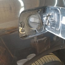 Установка газового оборудования ГБО на Volkswagen Touareg 3.6 FSI – фото 4