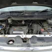 Установка газового оборудования ГБО на Honda Stepwgn 2003 г.в – фото 4