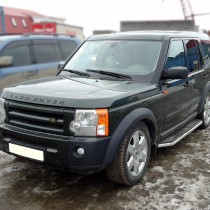 Land Rover Discovery 2009 г.в – фото 2