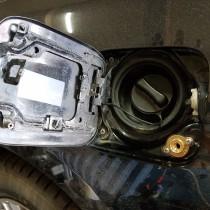 Установка газового оборудования ГБО на Nissan Teana 2.5 – фото 2