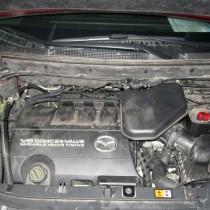 Установка газового оборудования ГБО на Mazda CX-7 2008 г.в – фото 3