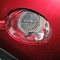 Установка газового оборудования ГБО на Mazda CX-7 2008 г.в – фото 4