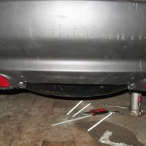 Установка газового оборудования ГБО на Mazda CX-7 2008 г.в – фото 5