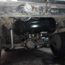 Установка газового оборудования ГБО на Chevrolet Tahoe 5.7 – фото 7