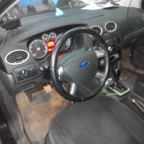 Установка газового оборудования ГБО на Ford Focus 2.0 – фото 3