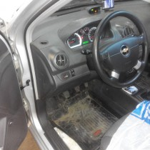 Установка газового оборудования ГБО на Chevrolet Aveo – фото 7
