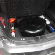 Установка газового оборудования ГБО на Opel Antara 3.2 – фото 2