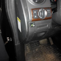 Установка газового оборудования ГБО на Opel Antara 3.2 – фото 5