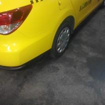Установка газового оборудования ГБО на Nissan Almera – фото 8