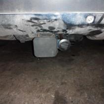 Установка газового оборудования ГБО на Mercedes-Benz GL450 – фото 7