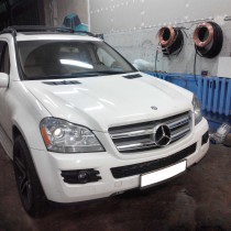 Mercedes-Benz GL450 – фото 1