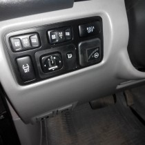 Установка газового оборудования ГБО на Lexus LX470 – фото 3